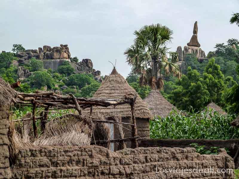 carreteras de camerún pueblo
