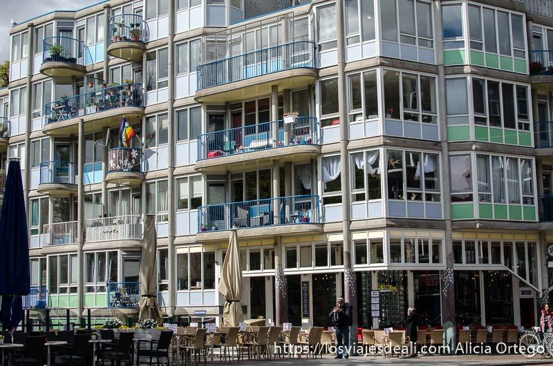 casas modernas en amsterdam