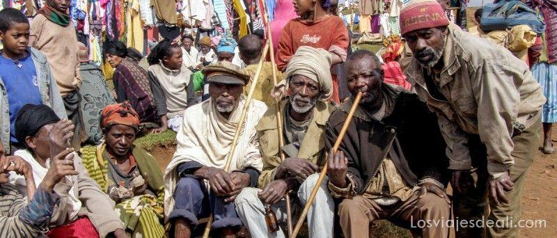 aldea dorze etiopia