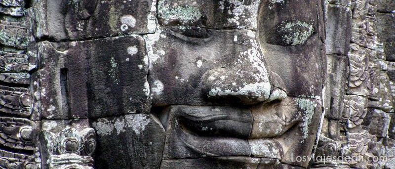 templo bayon Angkor