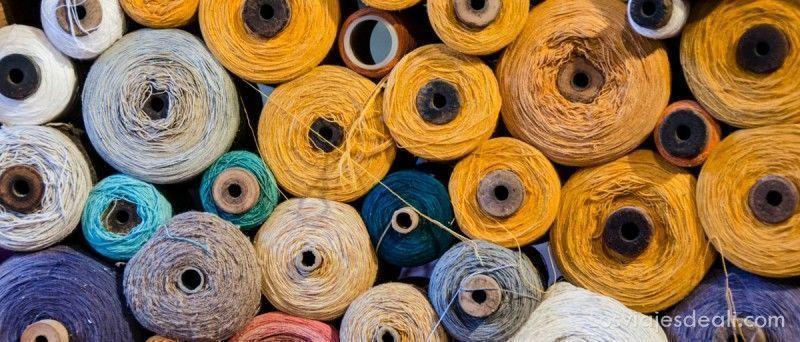 hilo de algodón de Arles Sur Tech