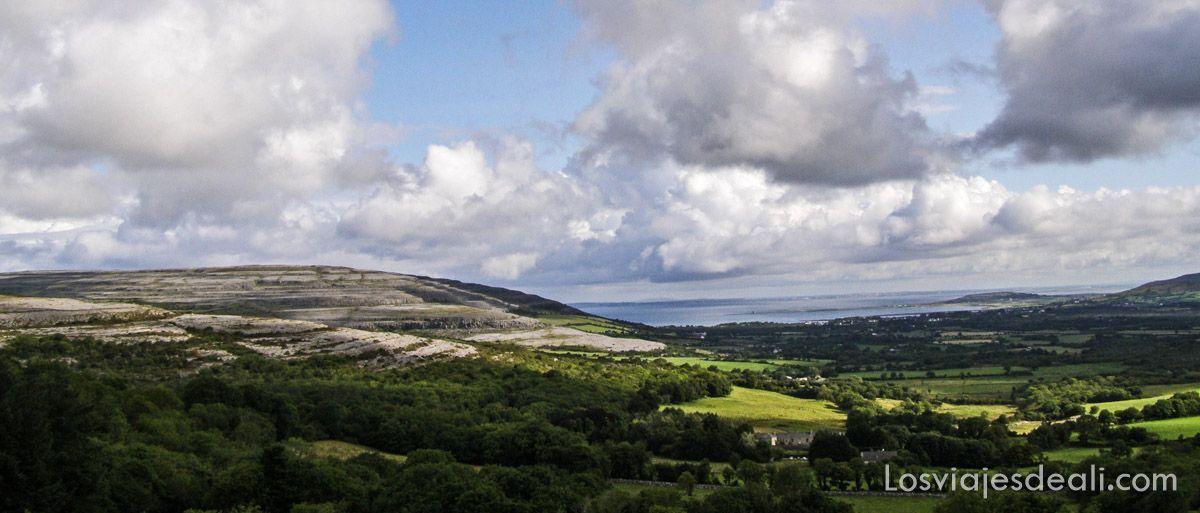 El Burren irlanda