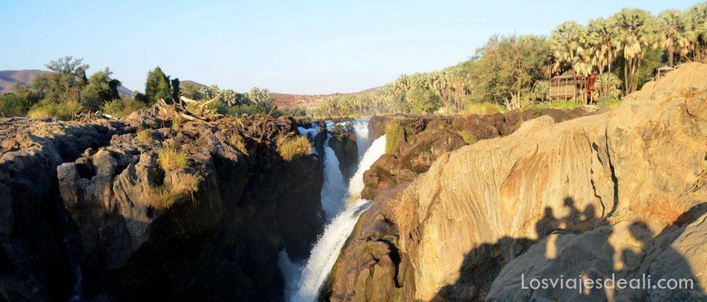 cataratas epupa namibia
