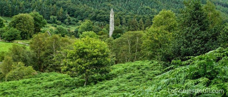 Irlanda Glendalough