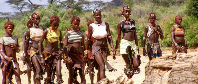 tribu hamer etiopia