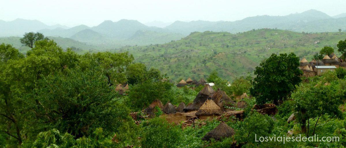 trekking montes mandara