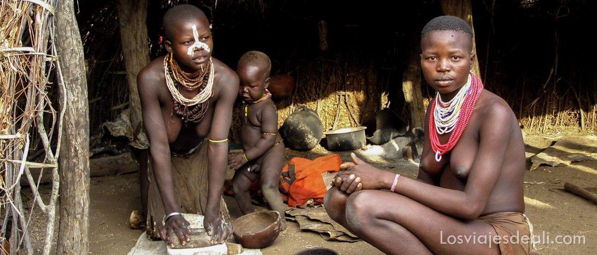 tribu karo etiopia
