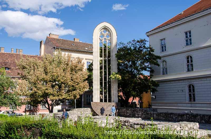 monumento al origen de budapest