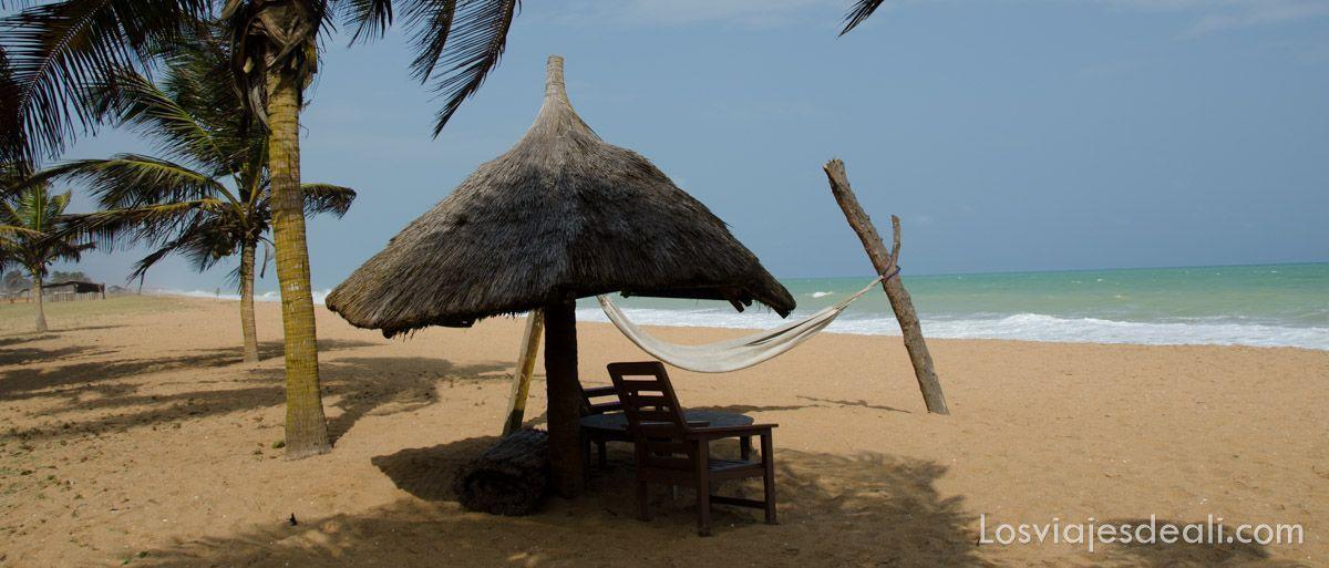 playas de Benin