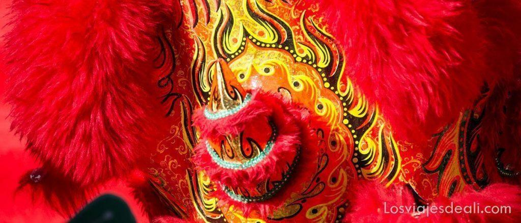 año nuevo chino madrid