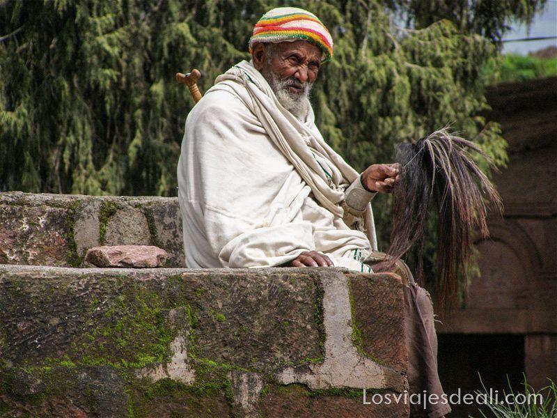 gentes de etiopía