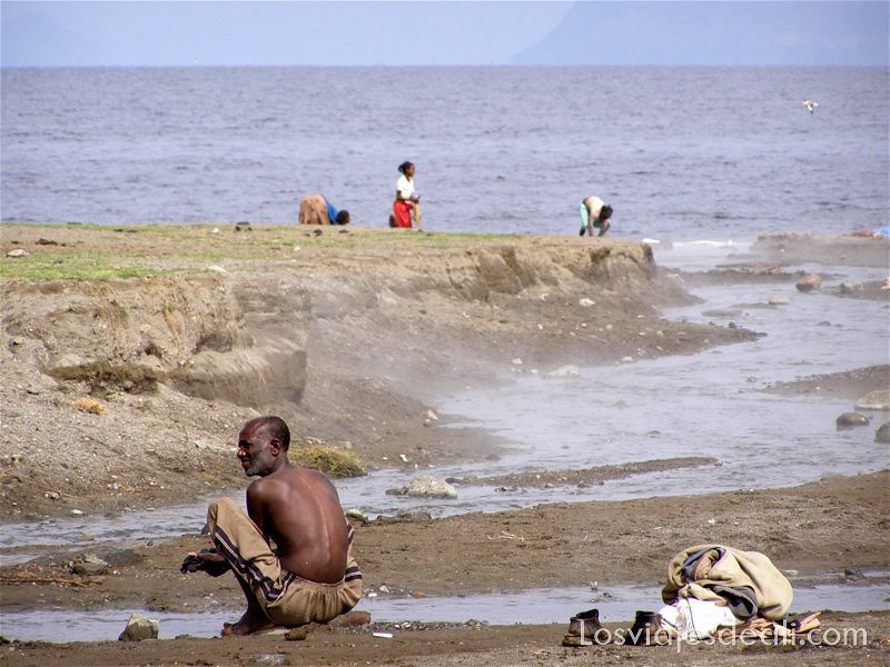 lagos de Etiopía