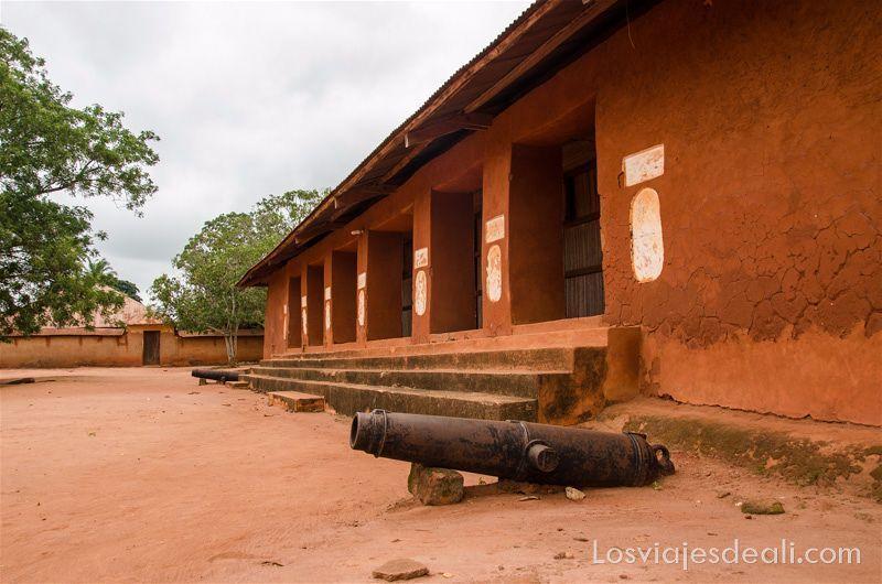 palacios reales de Abomey Patrimonio de la Humanidad de Benin