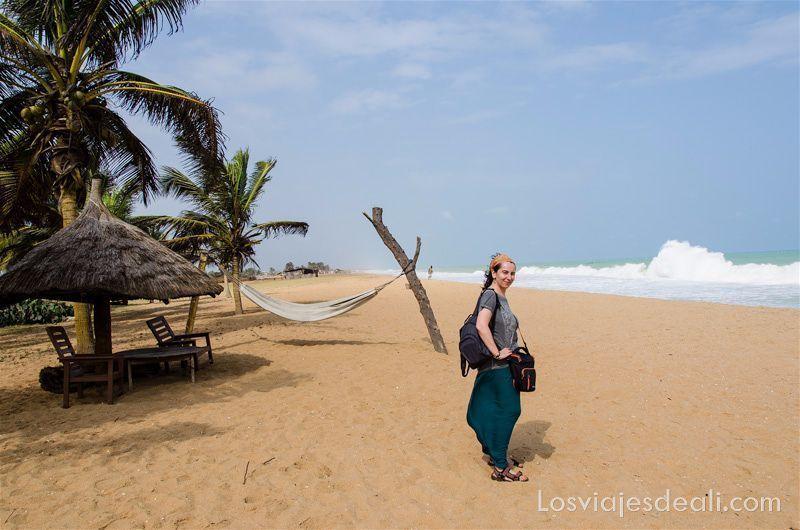 playas de Benin recuerdos al volver de un viaje