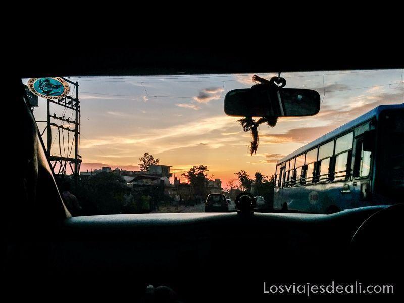 cómo cambias tu forma de viajar