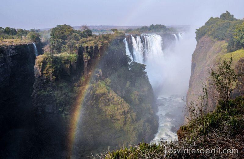 postales-de-viaje-zimbawe-cataratas-victoria
