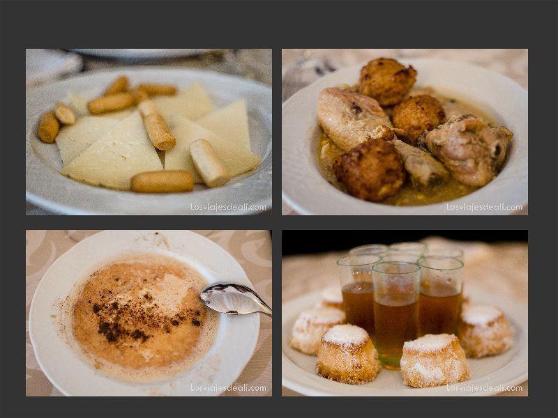 gastronomía de alcázar de san juan