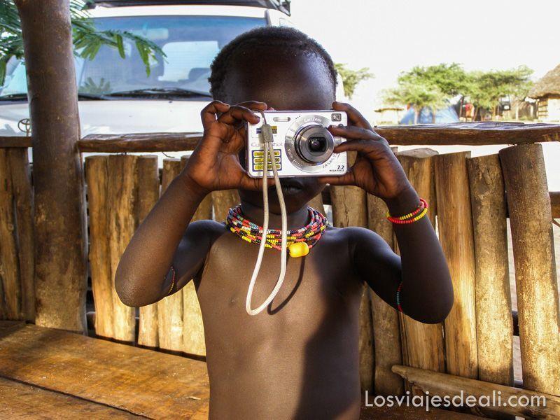 tribu karo en Gentes de África