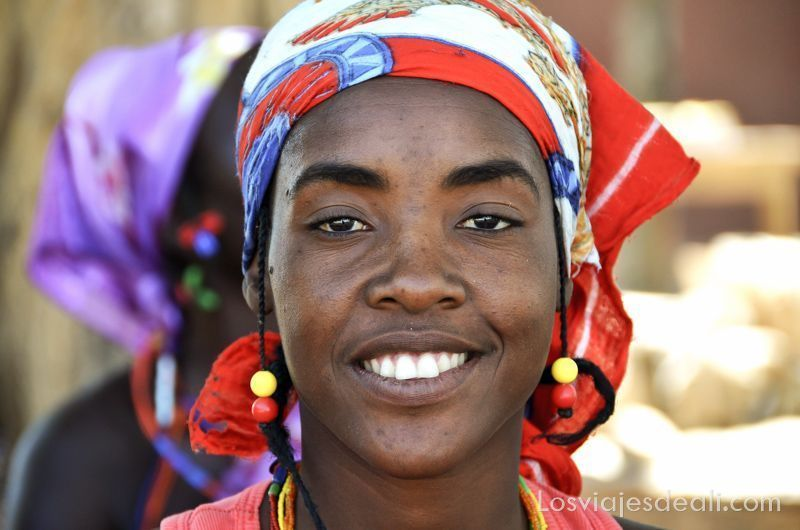Gentes de África en Namibia