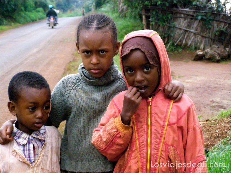 Gentes de África en Camerún