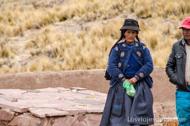 Gentes de América en Perú