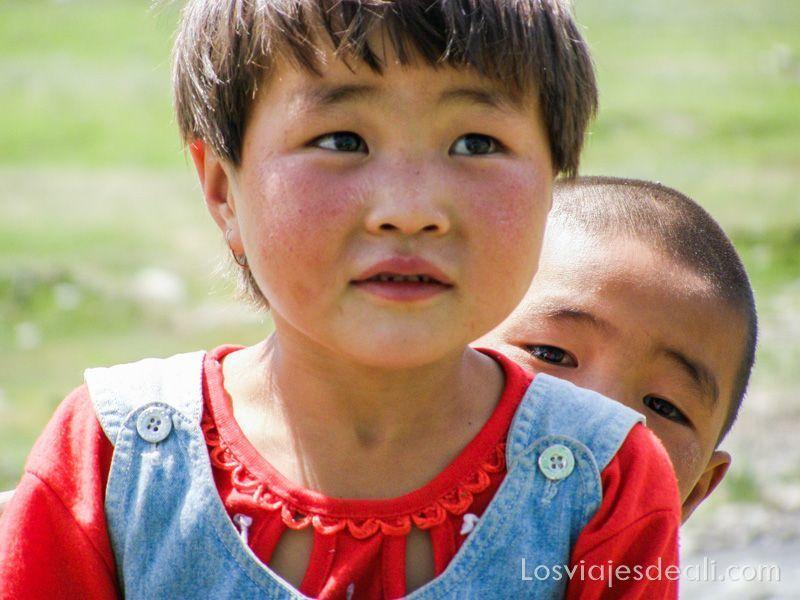 Gentes de Asia en Kirguizstan