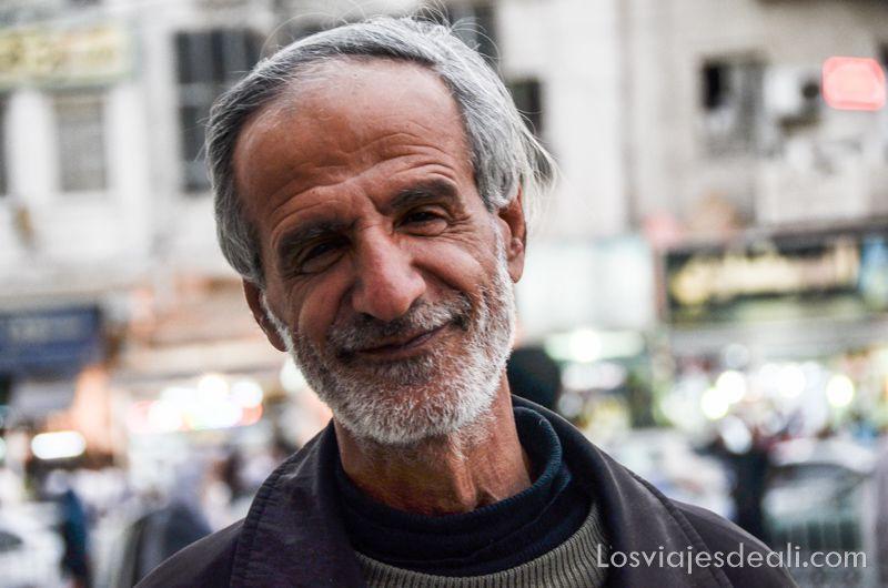 Gentes de Oriente Próximo en Jordania