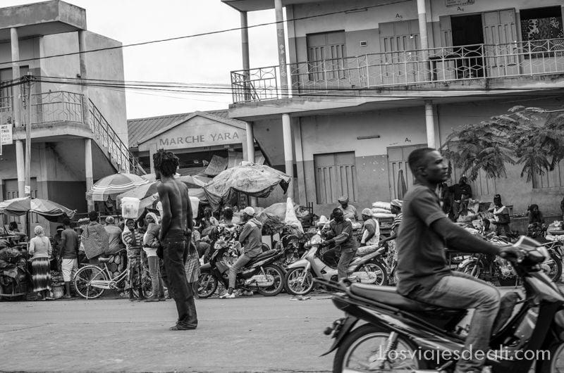 mercado de Natitingou