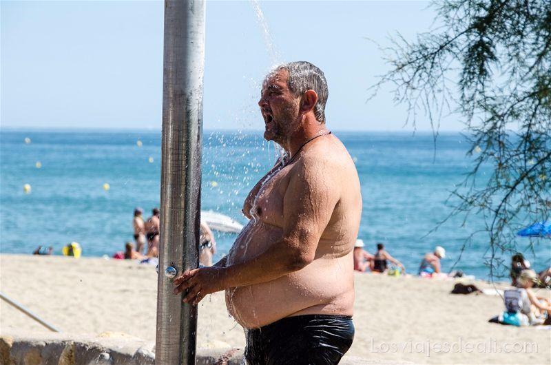 playa de argeles sur mer y paulilles