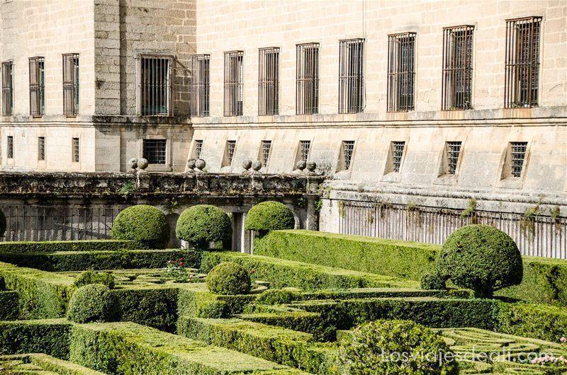 jardines el escorial Un fin de semana en la sierra de Madrid