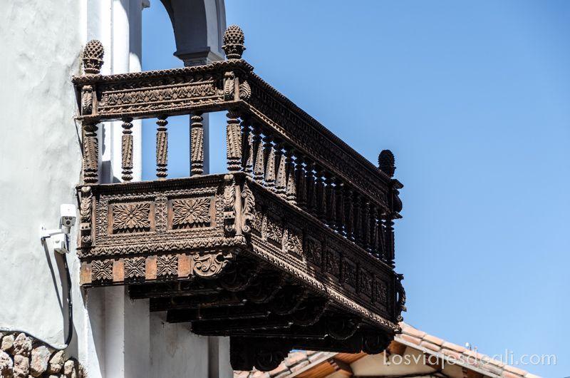 balcones de cuzco