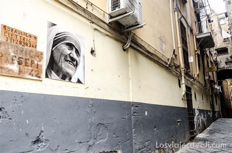 calles en Paseos por Nápoles