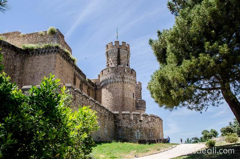 castillo de manzanares el real visita de un fin de semana en la sierra de madrid