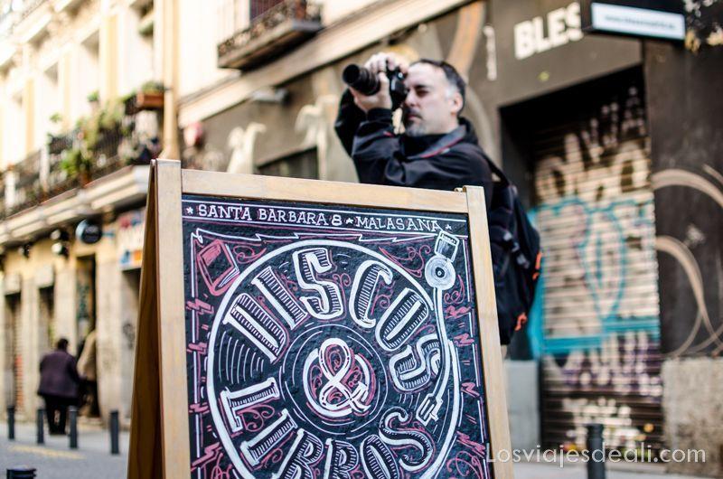 Photowalk en Malasaña
