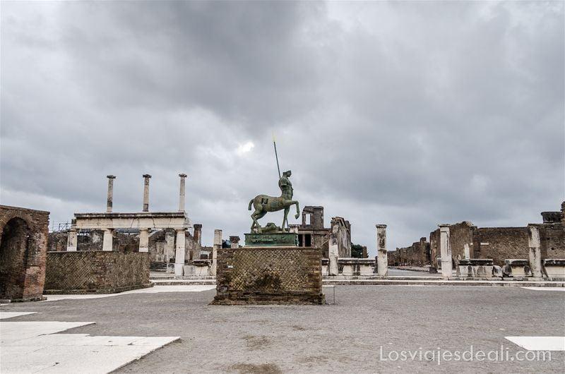 destinos para semana santa pompeya