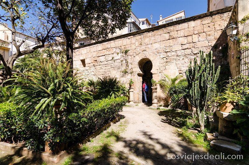 aseo fotográfico por palma de mallorca jardines baños árabes