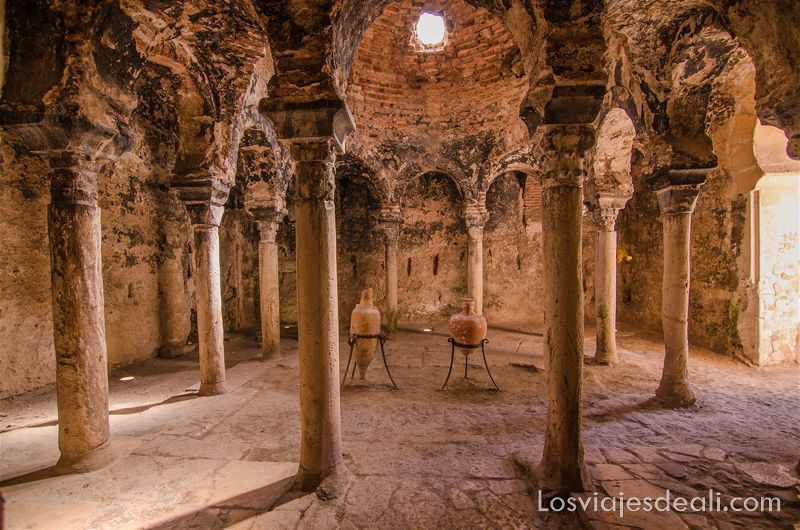 paseo fotográfico por palma de mallorca pasado árabe