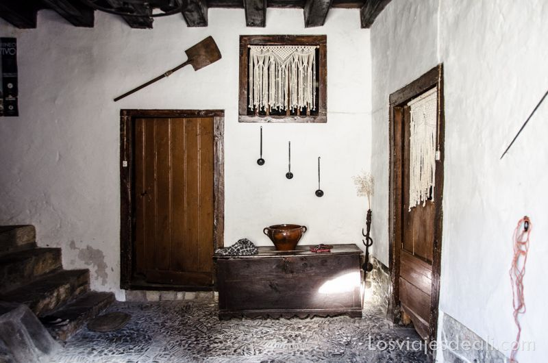 casa tradicional de la Jacetania