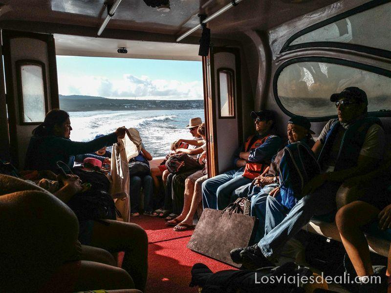 viajar a galápagos por tu cuenta fibra