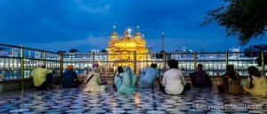 Amritsar templo dorado de los sijs