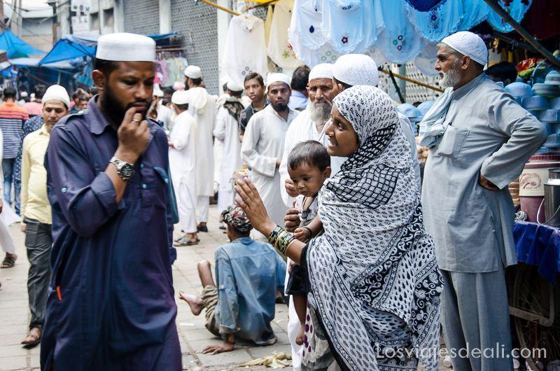 la inconsciencia en los viajes delhi