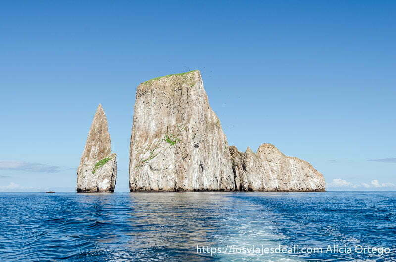 roca león dormido en isla san cristóbal galápagos