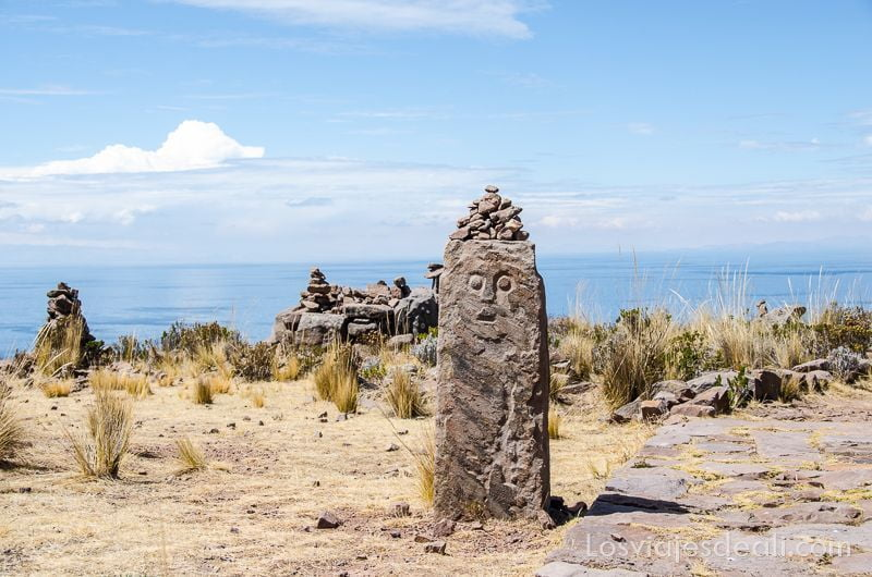 islas del lago titicaca santuario taquile