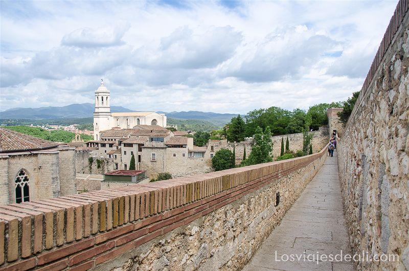 muralla de Girona
