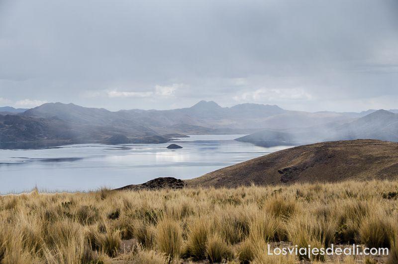 Alto lagunillas en Perú
