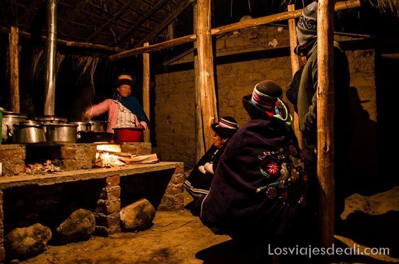 cocina de comunidad humacchuco