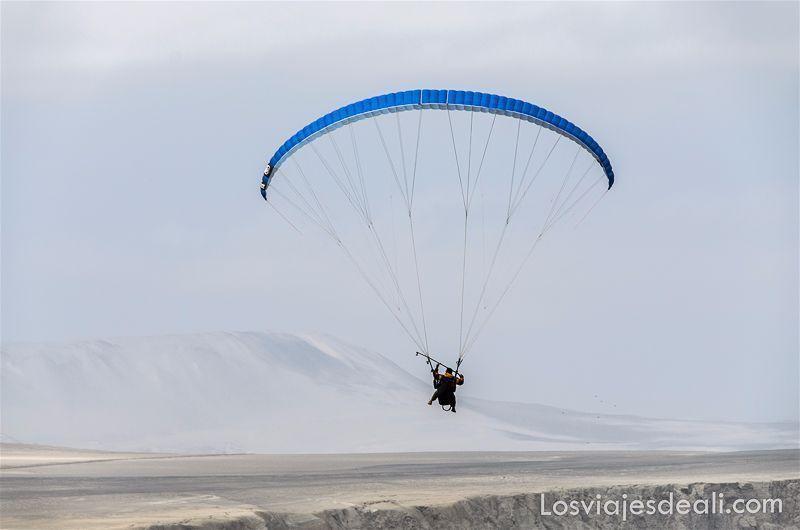 deportes en reserva nacional paracas