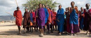 tribu masai