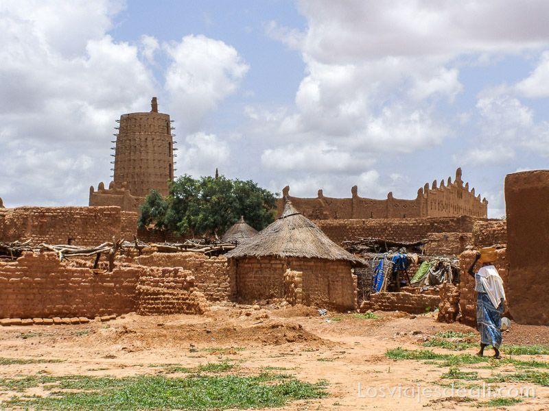 Bani ciudad del Sahel