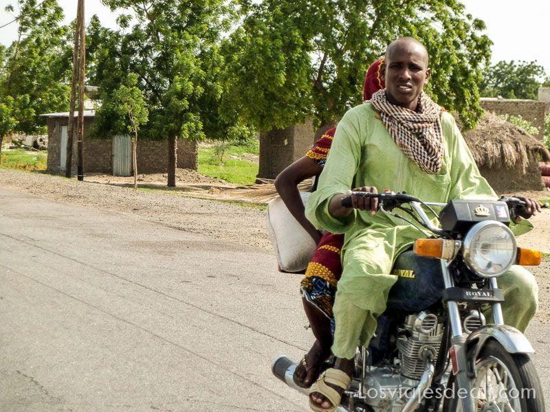 gente del Sahel Camerún